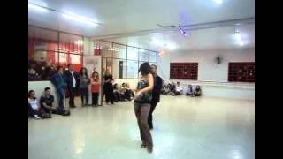 Chris Brasil & Jessica Pacheco - Swing Curitiba