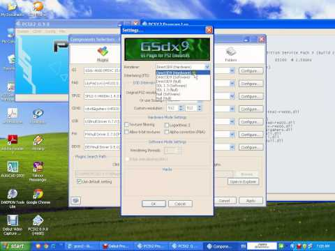 HOW TO CONFIGURE PCSX2 0.9.8 FOR SLOW PC .