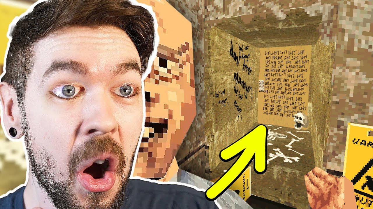 I FOUND A SUPER SECRET ROOM | Night Of The Consumers