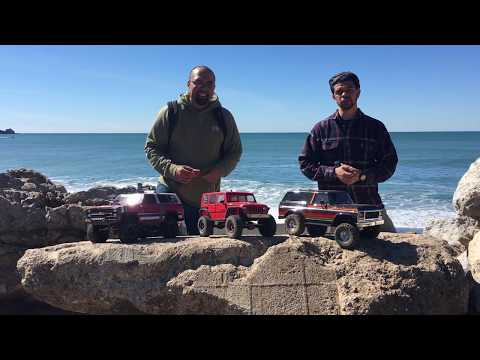 traxxas trx4 bronco vs axial scx10 ii crc part 3
