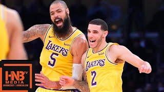 Los Angeles Lakers vs Chicago Bulls Full Game Highlights | 01/15/2019 NBA Season