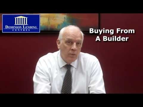 Home Construction Financing - Buying From a Builder - Existing Versus New