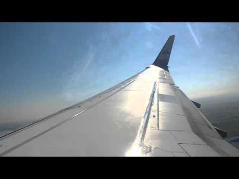 ONBOARD - KLM B737-800 Flight KL1082 Manchester to Amsterdam (FULL FLIGHT)
