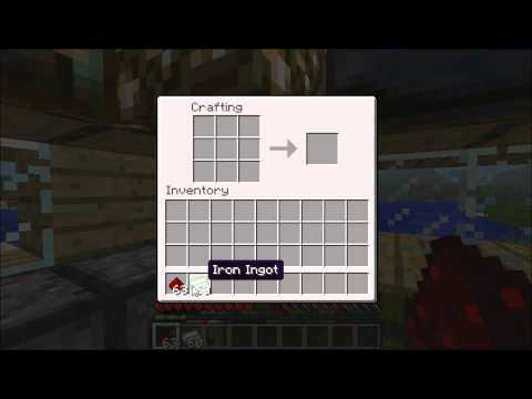 How To Make A Compass In Minecraft For If You Get Lost