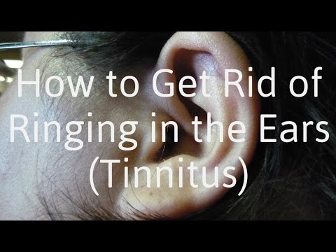 How to Get Rid of Ringing in the Ears (Tinnitus)