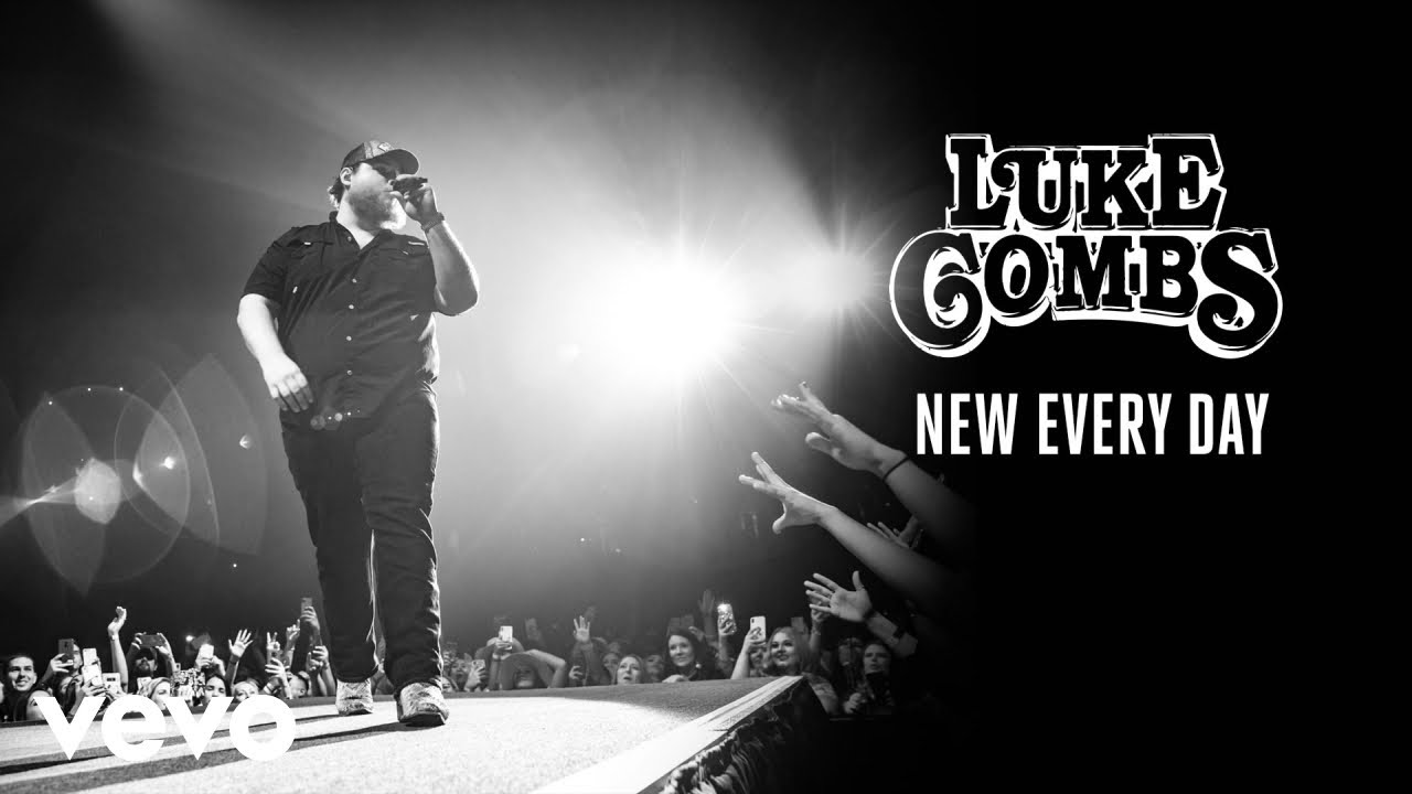Luke Combs - New Every Day