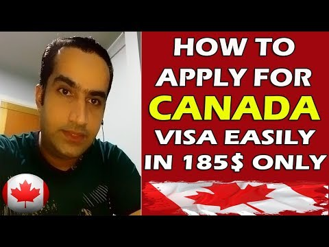 How to Get Canada Tourist Visa Can Apply From Home