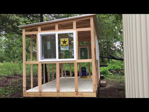 Shed 3.0 / Tiny House Framing