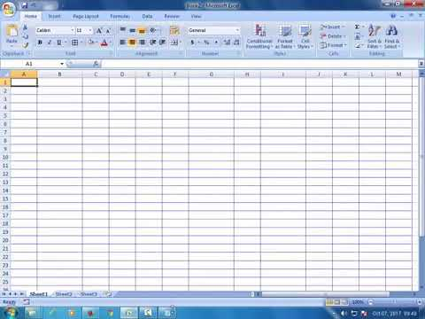 How to change the default Font in Microsoft Excel for all new sheet