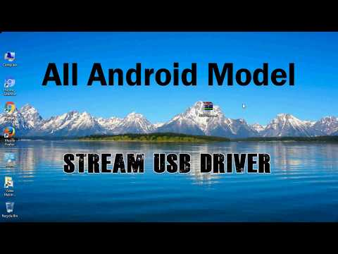 How to Install Stream USB Driver for Windows | ADB and FastBoot