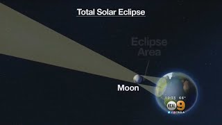 Total Solar Eclipse Monday Will Give Scientists Plenty To Learn