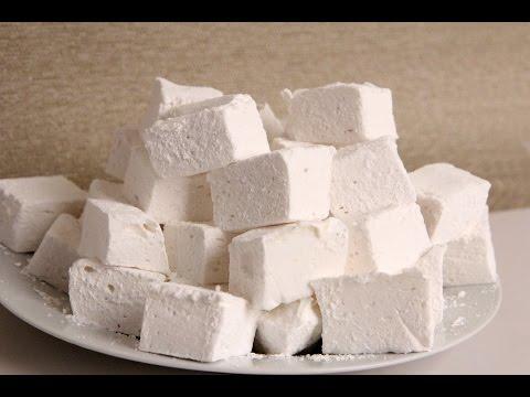 Homemade Marshmallows Recipe - Laura Vitale - Laura in the Kitchen Episode 896