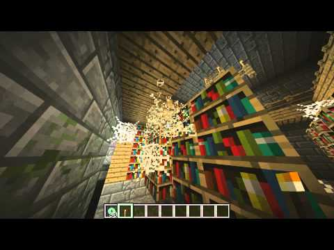 MineCraft Tutorial : How to find a stronghold & end Portal 1.5.2/ANY PATCH
