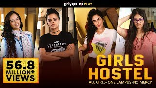 TVF Play | Girls Hostel S01E01 I Watch all episodes on www.tvfplay.com