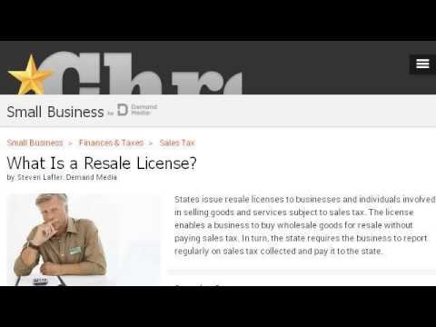 What Is Involved In Acquiring An LLC License