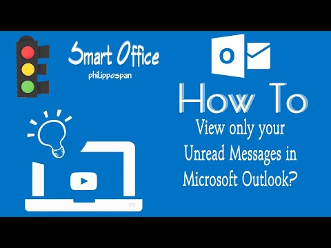 How To View Unread Messages In Outlook 13