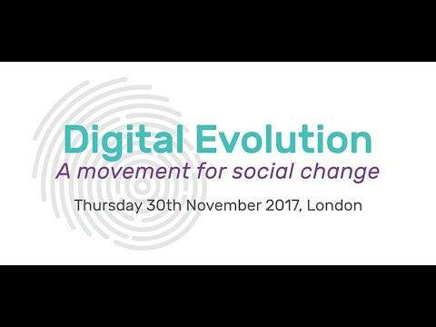 Digital Evolution: A movement for social change