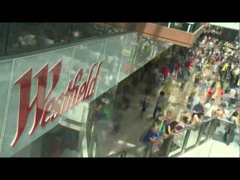 Westfield Stratford City - London 2012 Olympic Games
