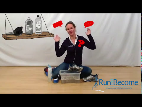 The Best Way to Clean Your Running Shoes