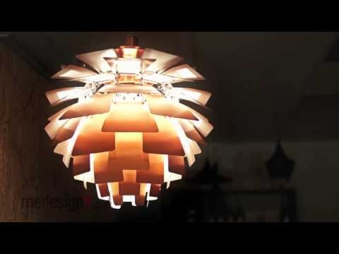 PH Artichoke Lamp - medesign9.com