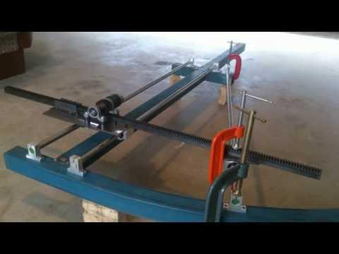 Rifling Machine