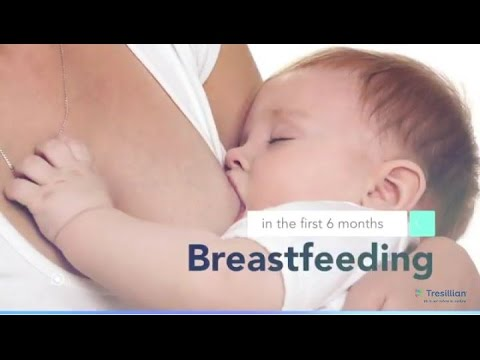 Breastfeeding Your Baby (in the first 6 months)