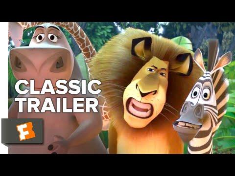 Madagascar (2005) Trailer #1 | Movieclips Classic Trailers