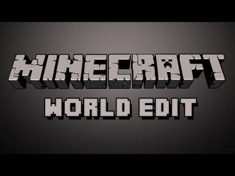 Minecraft PE    World Edit Command    New Server