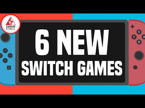 6 Pre-E3 New Switch Games JUST ANNOUNCED!