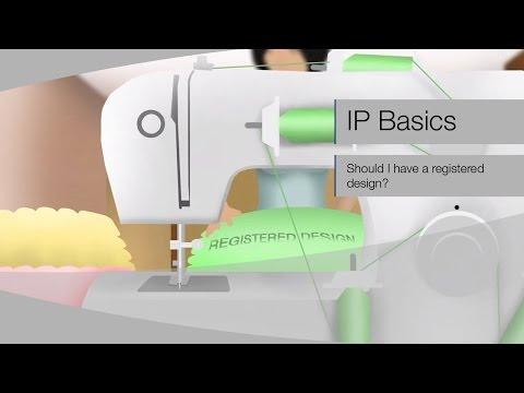 IP BASICS: Should I have a registered design?