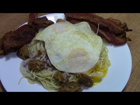 The Funky Spaghetti Challenge (Southern Sketti)