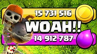 UPDATE SPECIAL PACK! TH11 Farm to Max | Clash of Clans