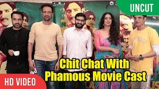 UNCUT - Chit Chat With Phamous Movie Cast | Jimmy Sheirgill, Kay Kay, Pankaj Tripathi, Mahie Gill