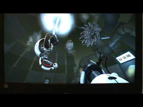 Portal 2 Final Boss Battle Glitch