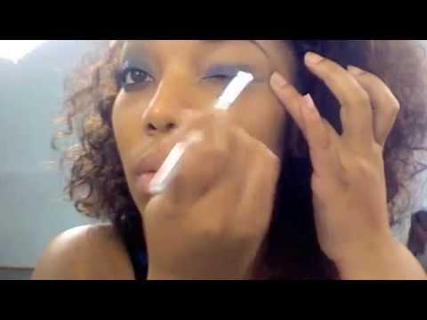 Atlanta Makeup Artist MiMi J's Spring/Summer 2011 Makeup Look Tutorial