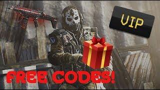 Warface ps4 codes