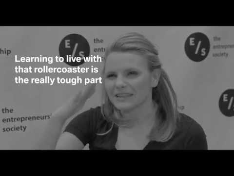 Michele Romanow on The Entrepreneurial Struggle