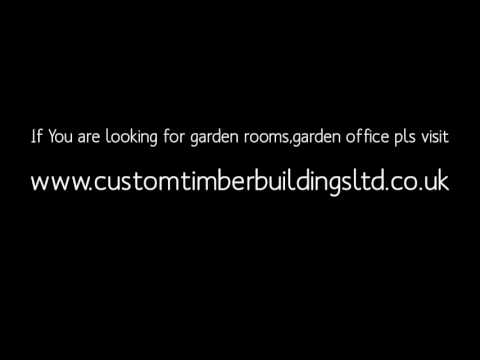 Garden office,Garden room,Garden studio,timber workshop,Wooden stables,mobile stables,Field shelter