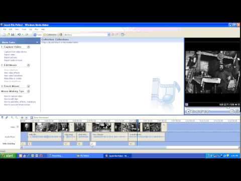 5 Finish Export or Save Final Windows Movie Maker Project as wmv
