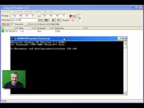 TCP Port Scanning