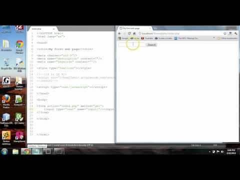 HTML Tutorial #11: Hidden Input Type