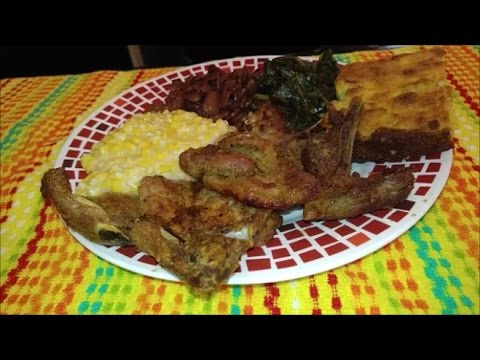 How to Fix Southern Oven Fried Pork Chops