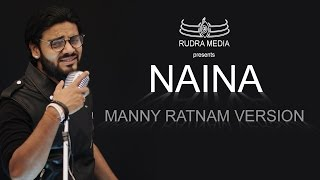 Naina - Dangal | Aamir Khan | Arijit Singh | Pritam | Amitabh Bhattacharya | Manny Ratnam Version