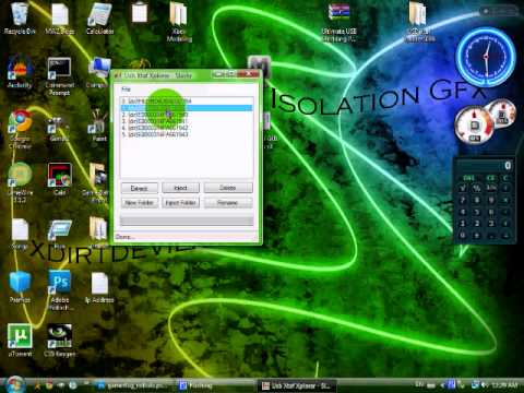 How to make Custom Themes for xbox 360
