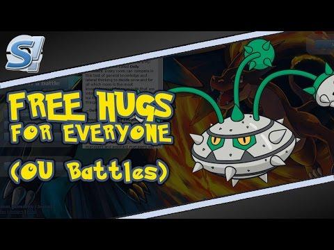 Pokemon Showdown: Free Hugs For Everyone (OU Battles)