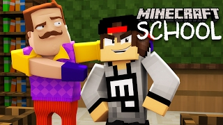 Minecraft School - THE NEW HEADMASTER MAKES THE BULLY OUR TEACHER!