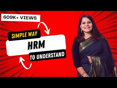 Human Resource Management Part-1 (In Hindi)