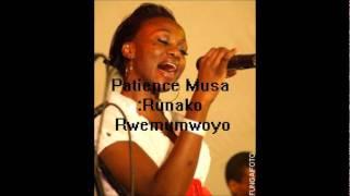 Patience Musa :Runako Rwemumoyo