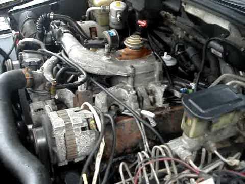 6.5 diesel injector knock 1