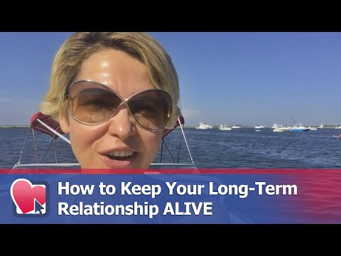 How to Keep Your Long-Term Relationship ALIVE - by Polina Solda